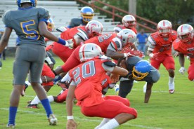 Trojans Open Season with Victory @ Home