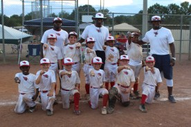 Simpson County Cardinals 9U are Champions