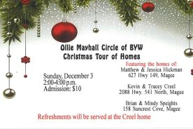 BYW Christmas Tour of Homes