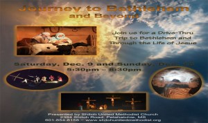Journey to Bethlehem and Beyond @ shiloh united methodist church | Pelahatchie | Mississippi | United States
