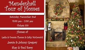 Mendenhall Tour of Homes