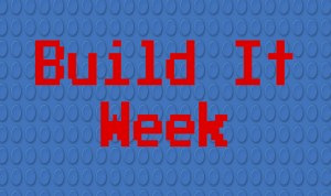 Build it with Lego's