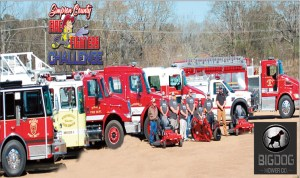 Fire Fighters Challenge @ Main Street | Mendenhall | Mississippi | United States