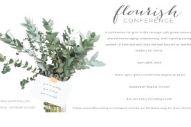 Flourish Conference for Women