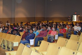 Magee 8th Graders Met With High School Counselor
