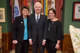American Lung Association Honors Senator Thad Cochran with Lung Health…
