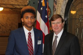 Smith Assists at State Capitol