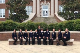 Tech Center FFA Members @ State Competition
