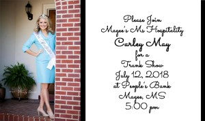 Ms Hospitality Trunk Show
