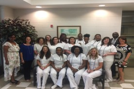 Co-Lin 2018 Practical Nursing Pinning Ceremony