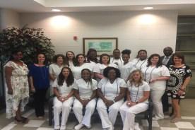 Co-Lin 2018 Practical Nursing Pinning Ceremony