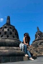 Borobudur temple, Magelang Regency.