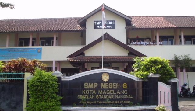 SMP Negeri 6 Kota Magelang