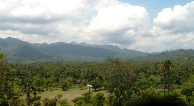 Wisata Bukit Menoreh Magelang