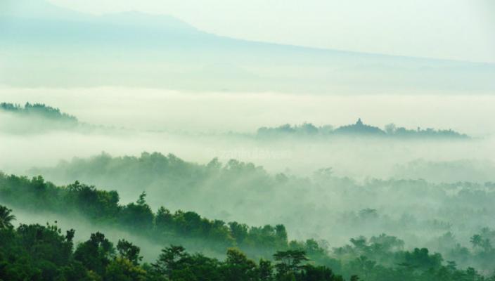 Bukit Punthuk Setumbu Borobudur