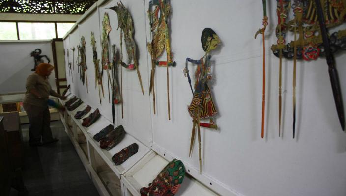"Museum Wayang ""Sasana Guna Rasa"" Magelang"