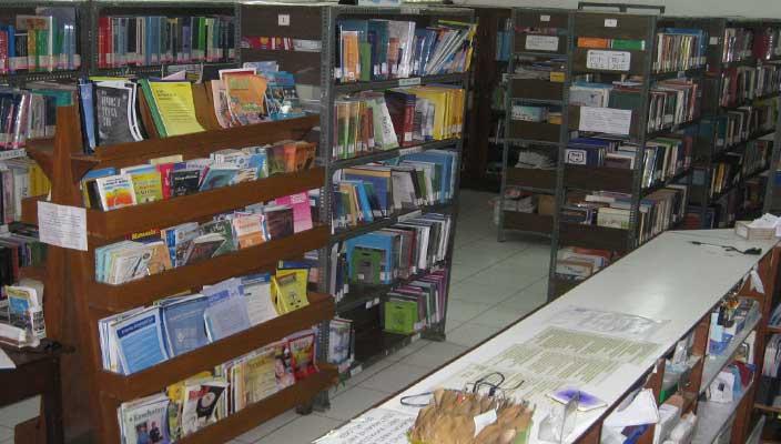 Kantor Perpustakaan Kota Magelang