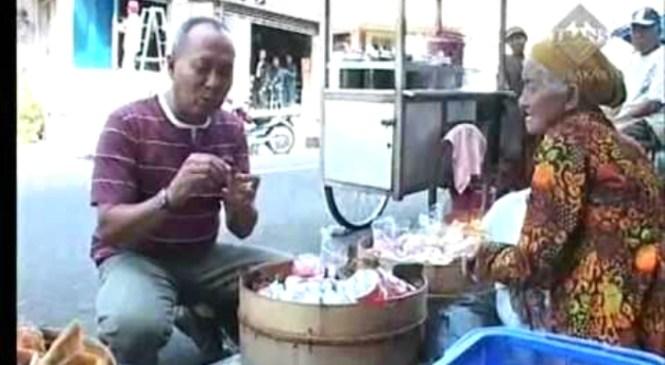 Jajanan Tradisional Pasar Rejowinangun Magelang
