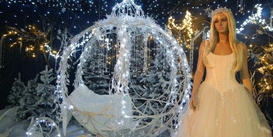 christmas at whitehall garden centre