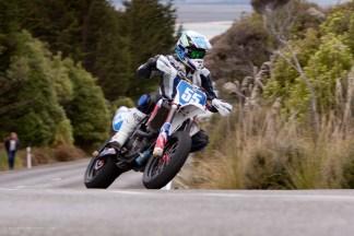 Bluff HIll Climb, Dave Klaver, Honda CRF 450, Motupohue, New Zealand, Bluff Promotions NZ Hill Climb Champs, Rider 55, Up to 600cc, Burt Munro Challenge 2015 ,10 year Anniversary event, Thursday 26 November 2016