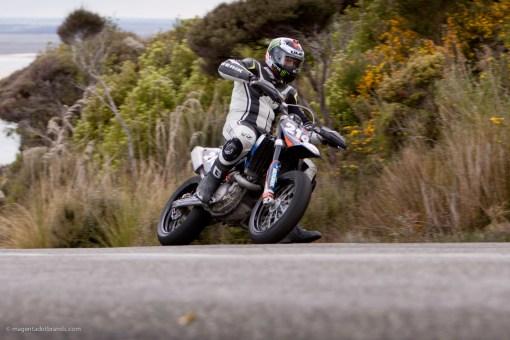 Bluff HIll Climb, Chris Andrews, Motupohue, New Zealand, Bluff Promotions NZ Hill Climb Champs, KTM SMR 450, Rider 214, Up to 600cc, Burt Munro Challenge 2015,10 year Anniversary event, Thursday 26 November 2016