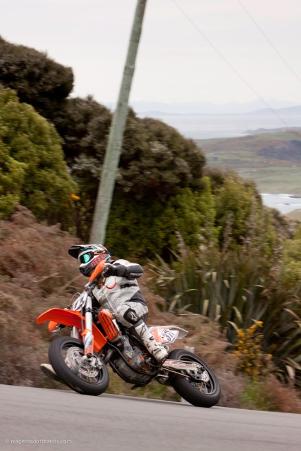 Bluff HIll Climb, Motupohue, New Zealand, Bluff Promotions NZ Hill Climb Champs, Greg Baynes, KTM SX-F 450, Rider 311, Up to 600cc, Burt Munro Challenge 2015,10 year Anniversary event, Thursday 26 November 2016