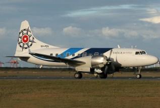 Pionair Australia Convair VH-PDV, Brisbane, Queensland, Australia.