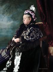 Queen Victoria in 1897