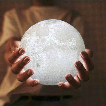 Led Mondlicht Mit Dimmfunktion ø 15 Cm