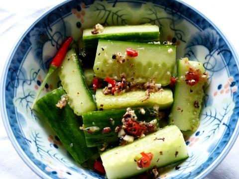 sichuan-gurkenpickles