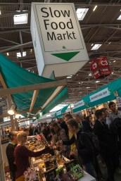 Food & Life 2013, Slow Food Market, Halle C3