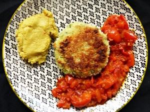 zucchiniburger