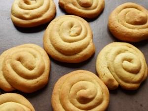 olivenöl-kekse