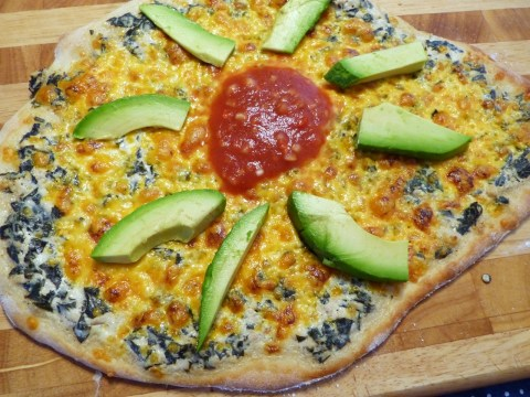 crabmeat, avocado