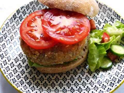bulgur-burger