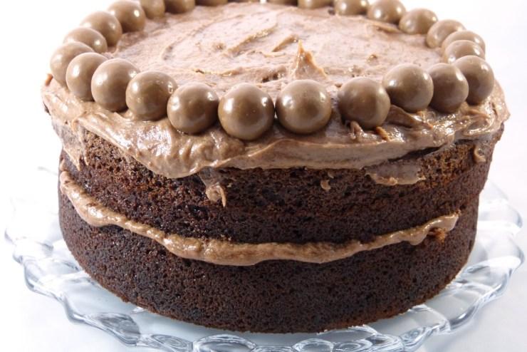 malziger schokoladenkuchen