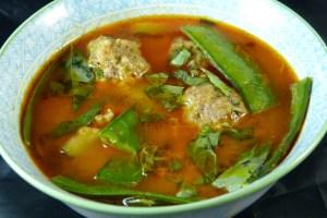 thai-putenbällchen