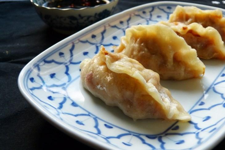potstickers mit sauerkraut und chorizo2