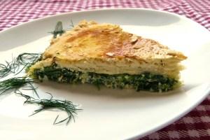 spinat-pastete