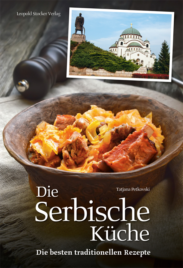 Serbische Küche Cover #3.indd