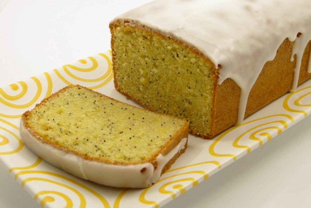 Mohn-Zitronenkuchen