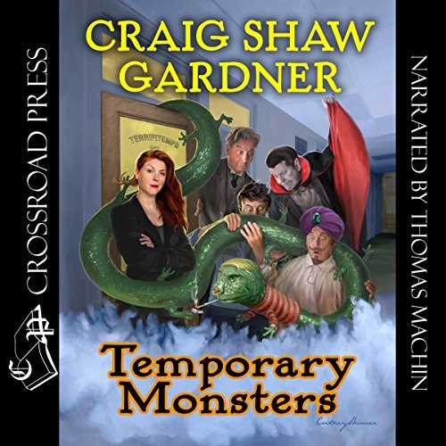 Temporary Monsters - Book 1 of the Temporary Magic Series