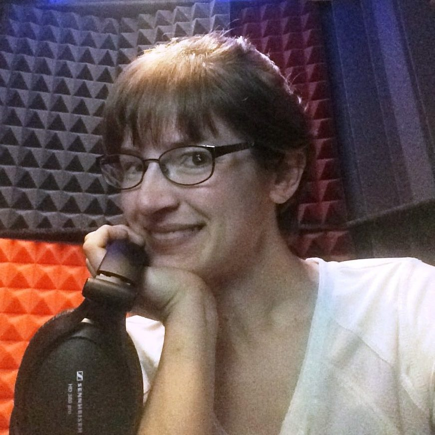 Lauren Ritz is a Voice Actor, exclusively available through MagePro Studios.