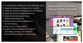 WooCommerce Ultimate Banner And Background