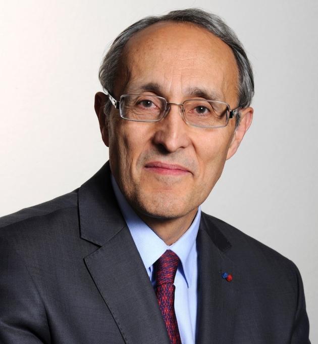 Bernard Bigot, az ITER új főigazgatója. Forrás: ITER
