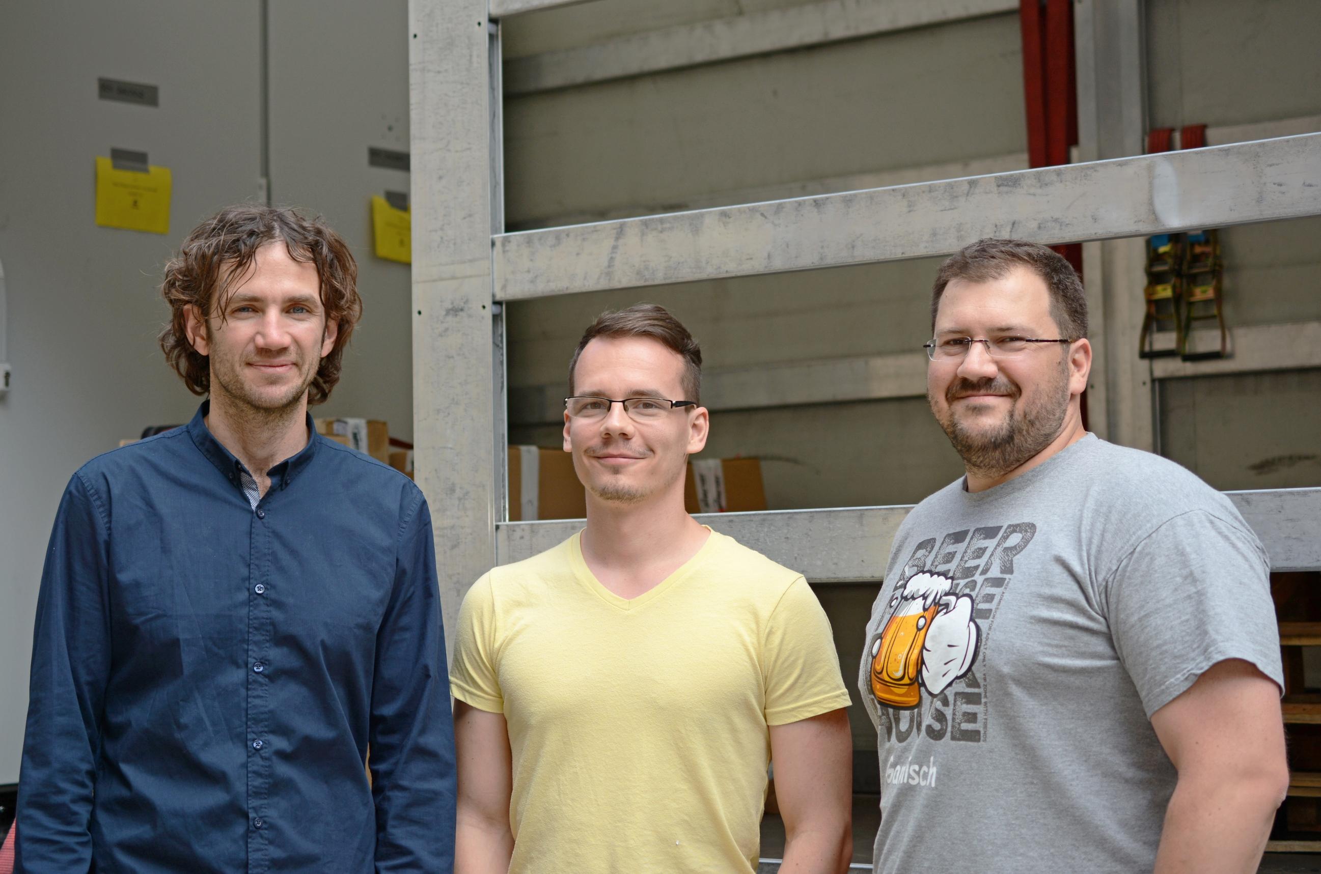 Our new diagnostics departed to Wendelstein 7-X stellarator