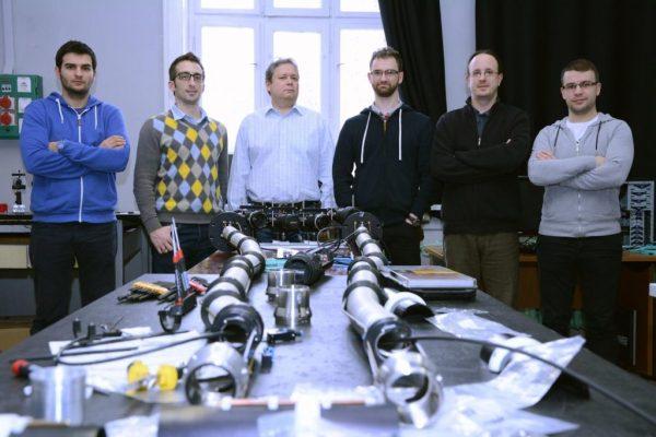 A Wigner fusion videodiagnosztika csapat