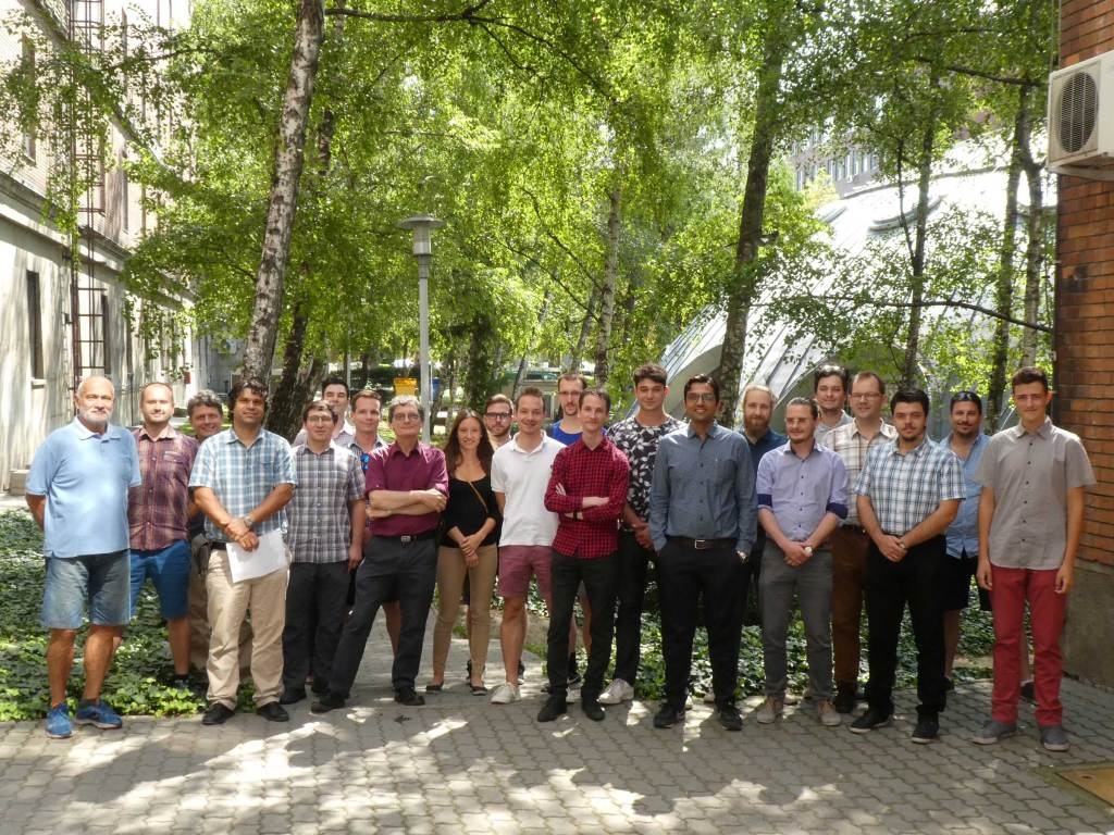 Tokamak engineering group picture
