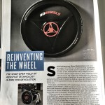 RoWheels Reinventing the Wheel in Madison Magazine by Maggie Ginsberg