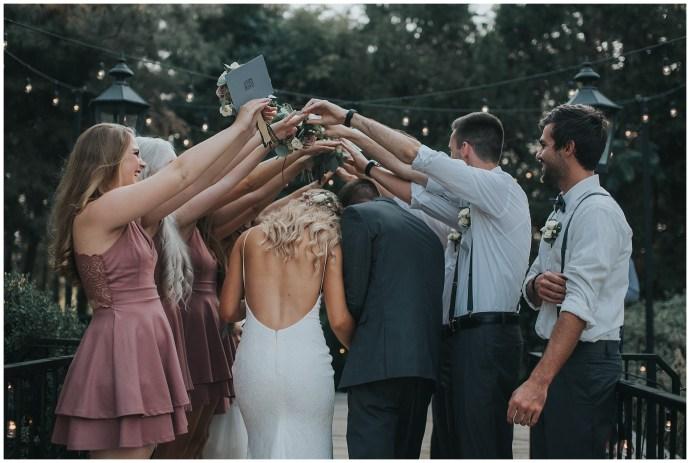 Boise Elegant Boho Garden Wedding